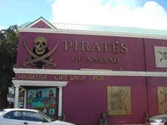 Pirates of Nassau, Bahamas Museum, Marlborough and George Streets, Nassau, New Providence Island