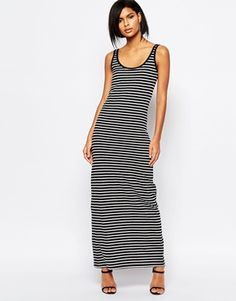 04c74b3df5f Vero Moda Stripe Maxi Dress Striped Maxi Dresses