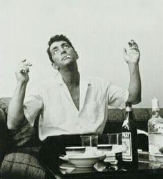 Dean Martin. Told everyone he was my boyfriend when I was little.  :-)