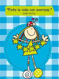 Spanish Memes, School Classroom, Emoticon, Happy Day, Applique, Prayers, Clip Art, Joy, Lettering
