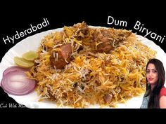 Today we going to make Hyderabadi Chicken Dum Biryani Step by Step, This recipe you can make at home in very easy way and this is Ramzan Special(Ramadan) or . Dum Biryani, Lamb Dishes, Open Recipe, Biryani Recipe, Rice Recipes, Curry, Restaurant, Chicken, Dinner