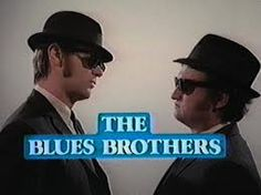 THE BLUES BROTHERS!! Even now, still my favorite movie...it's got everything...jail, church, singers, sinners, swingers, haters, chasers, nuns, cooks, lounge lizards, country bumpkins, a mall, SCMODS, tons of cameos, a car drop from an insane height, an uzi, a real-life model, fabulous music, an entire city roadmap, a seemingly infinite number of cops and cop cars...hard to believe they could cram so much comedy/drama into an hour and a half!!