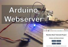 Arduino Webserver Control