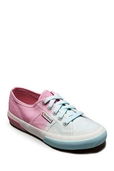 Superga Cotushade Lace-Up Sneaker by Superga on @HauteLook
