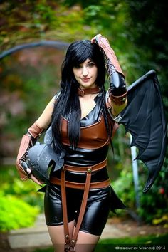 Awesome 'How To Train Your Dragon' Cosplay