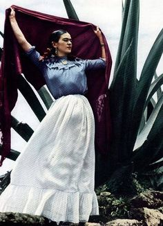 Frida Kahlo for Vogu