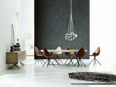 Vision Déco by Sofia   Chez Bo Concept, les chaises Ottawa    Les chaises Ottawa sont personnalisables,   différentes finitions, différents coloris,   avec ou sa...