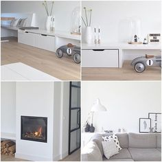 W O R K | Vorige week nam ik een kijkje bij klanten om het eindresultaat te bekijken. Ik heb hier een ontwerp gemaakt voor de woonkamer/eetkamer/keuken en badkamer. Super om het zo te zien! Thanks @karen_teunissen was leuk om voor jullie te doen!  #ontwerp #interiordesign #interieurontwerp #studioww #livingroom #kitchen #interior