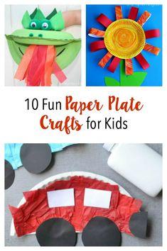 10 Fun Paper Plate C