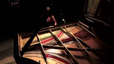 "Pianist plays Granados on 12""2 long piano- one of largest in the world -..."
