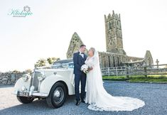 Gorgeous Wedding Photography at Claregalway Castle of Bride and Groom Dawn and Eddie  Photography by Klickapick Photography Church Ceremony, Civil Ceremony, Wedding Ceremony, Bride Speech, Wedding Brochure, Best Wedding Venues, Father Of The Bride, Intimate Weddings, Wedding Gallery