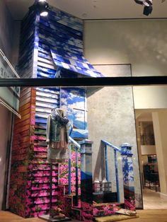 "Anthropologie New York,""the Home we Made"", pinned by Ton van der Veer"