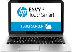 Buy HP Envy Touchsmart 15-j109TX Laptop (4th Gen Ci7/ 8GB/ 1TB 8GB NAND/ Win8.1/ 2GB Graph/ Touch): Computer