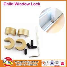sliding window security lock/Aluminium Window Lock