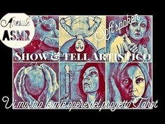 Missed this video on my channel? Watch it now ⚡️ Show & Tell Artistico 🌙  Le mie opere del progetto TAROT 🌙...  https://youtube.com/watch?v=aIvhhLVTaN8