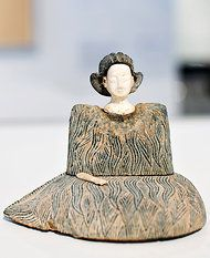 Documenta the latest edition of the festival at Kassel, Germany, features a staggering array of invention and creativity, quite a bit of it art. History Of Buddhism, Ancient History, Art History, Bronze Age Civilization, Idole, Sacred Feminine, Ceramic Figures, Small Sculptures, Celtic Art