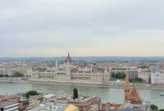 Roadtrippin Budapest Pestausblick von Buda aus Budapest, Paris Skyline, Travel, Viajes, Destinations, Traveling, Trips