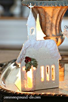 common ground : Christmas By Candlelight