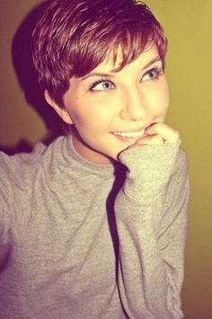Nice Super Short Pixie Cuts for