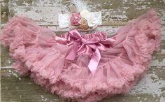 A personal favorite from my Etsy shop https://www.etsy.com/listing/279786620/pink-chiffon-pettiskirt-kids-petti-skirt