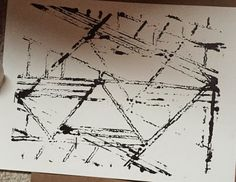 Intaglio inspired printing with Gelli® printing plates... BioArtGal my virtual journal of stories, art and life: Sunday Art