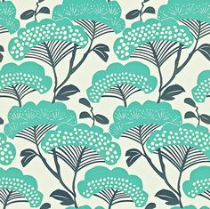 Tree Tops wallpaper by Sanderson