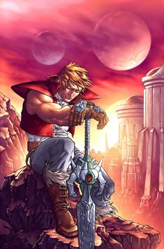 Masters of the Universe 2 by JPRcolor.deviantart.com