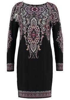 Wallis Jerseykleid - black für 64,95 € (05.10.16) versandkostenfrei bei Zalando bestellen.