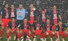FOOTBALL RETRO: PSG