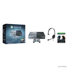 KF6-00058 Microsoft Xbox One Limited Edition Halo 5: Guardians Bundle - Kinect,: $301.44 End Date: Monday Sep-4-2017 5:59:38 PDT Buy It Now…