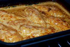 MATPLATSEN » Möra kycklingfiléer i krämig sås med smak av soltorkade tomater