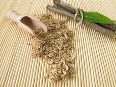 How to make aspirin from willow bark.