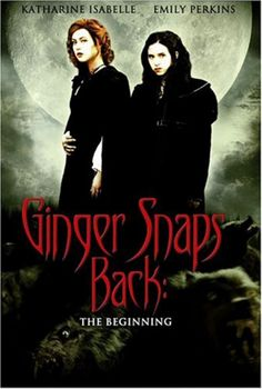 Rent Ginger Snaps Back: The Beginning starring Katharine Isabelle and Emily Perkins on DVD and Blu-ray. Get unlimited DVD Movies & TV Shows delivered to your door with no late fees, ever. One month free trial! Halloween Movies, Scary Movies, Good Movies, Awesome Movies, Halloween 2, Horror Movie Posters, Horror Films, Film Posters, Ginger Snaps Movie