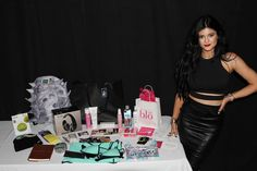 KIIS-FM - LA's #1 Hit Music Station @Kylie Jenner #Sweet16Party Gift Bags featuring UNITE 7SECONDS from @BLOBlowdrybars