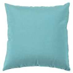 "Tropitone Throw Pillow Size: 20"", Fabric: East Wood"