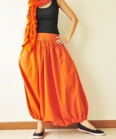 SALE 15 All Around The World Part IIOrange by aftershowershop, $36.50