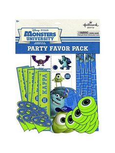 Monsters Inc. Party Favor Pk (48 Piece) by Hallmark, http://www.amazon.com/dp/B00CJUTUOQ/ref=cm_sw_r_pi_dp_itlWrb18JY2YQ