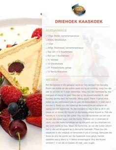 Baking Recipes, Cake Recipes, South African Recipes, Cheese Cakes, Cake Baking, Friends Tv, Bakeries, Tea Parties, No Bake Cake