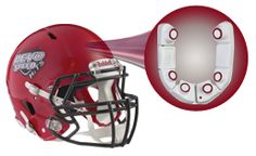 Riddell Head Impact Telemetry System (HITS) and Sideline Response System (SRS) technologies. Measures the location, magnitude, duration and direction of head impacts and impact accumulations and transmit that information wirelessly to the sideline. #concussion www.riddell.com