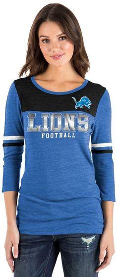 T detroit vintage lions shirt