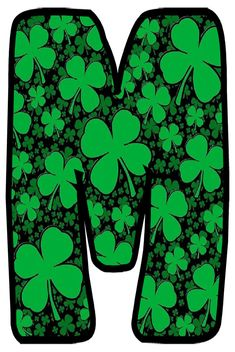 Holiday Gif, St Patrick Day Activities, Graffiti Alphabet, Letters And Numbers, Board Ideas, Lettering Design, Bulletin Board, St Patricks Day, Ireland