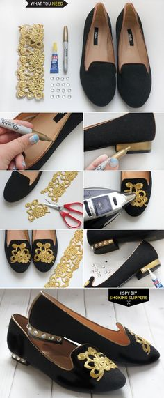 Loby Art: Fashion DIY of the week 2