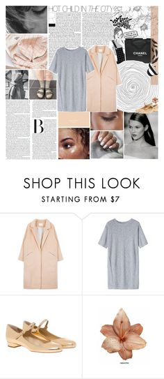 """my charlemagne"" by acquiescence ❤ liked on Polyvore featuring Chanel, Toast, Miu Miu, Clips, natjulieta and kikitags"