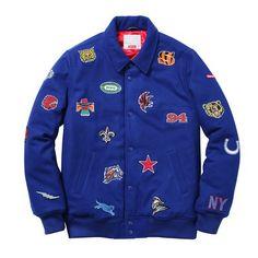 Franchise Varsity Jacket Supreme Jackets
