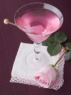 The Vixen (½ lemon juiced 1 ½ oz Skyy vodka ½ oz King's Ginger Liqueur 1 oz Apple Juice 1 oz Cranberry Juice)