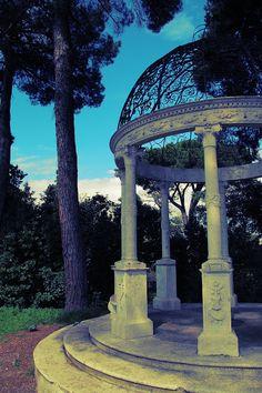 Roma - Villa Sciarra, by Luca Parravano