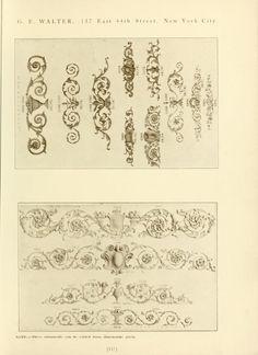 Catalog of Capitals, brackets and compo ornamen...