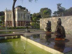 Lima-parque de la exposición