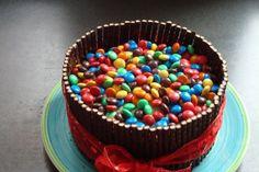 witte chocolade en bruine chocolade taart - Google zoeken