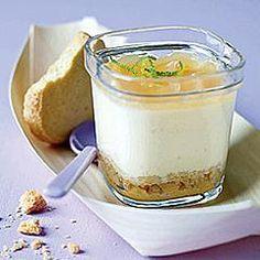 Cheese-cake au citron- Recette de cuisine - Seb